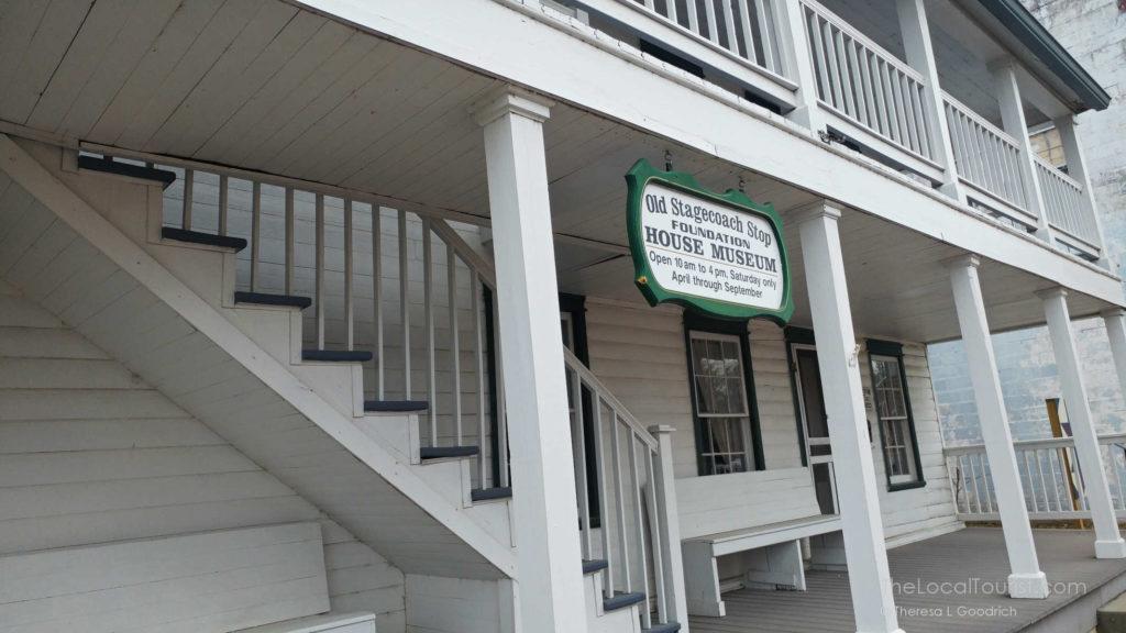 Old Stagecoach Stop Museum in Waynesville Missouri