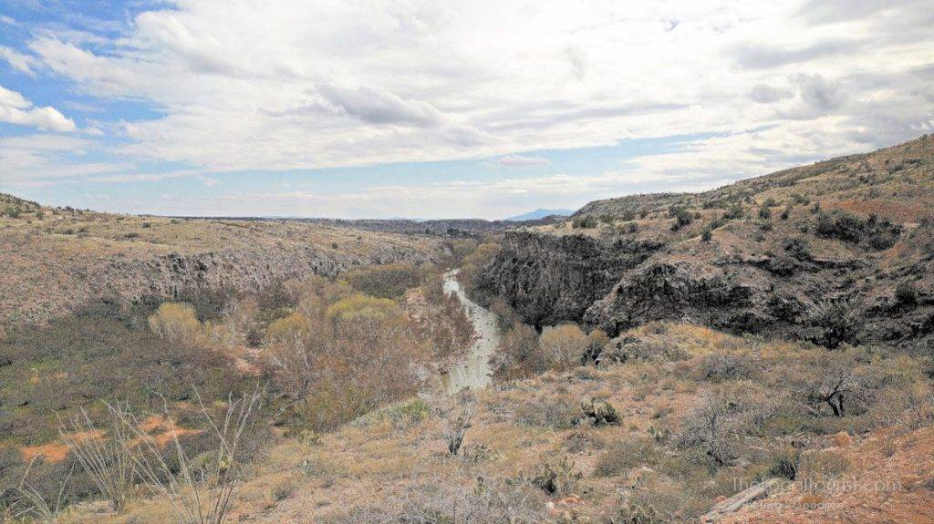 Verde River near Cottonwood and Sedona, Arizona