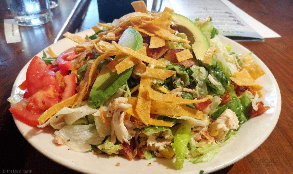 Cobb Salad at Bonfire Grill