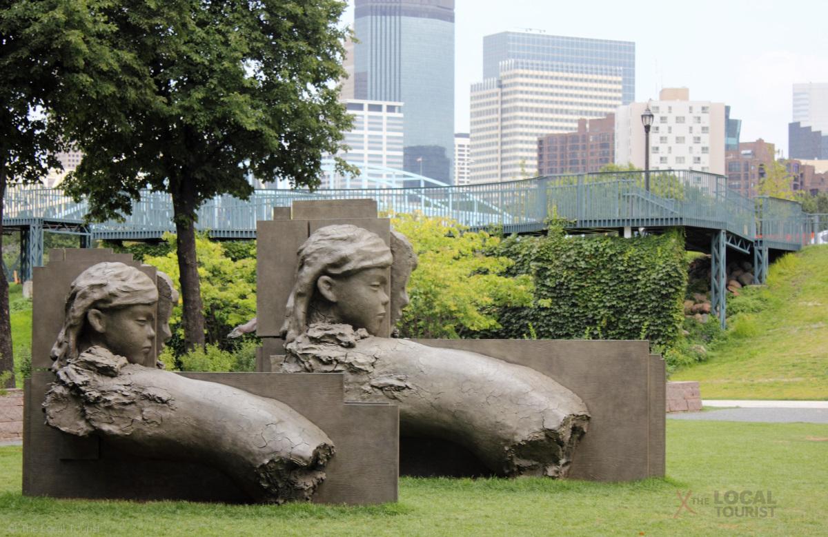 Walker Sculpture Garden