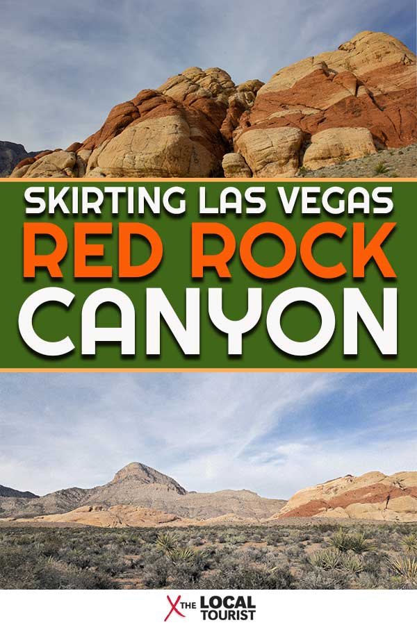 Skirt the cacophony of Las Vegas with a visit to Red Rock Canyon National Conservation Area in Nevada. | National Parks | Red Rock Canyon | Things to do in Las Vegas | #RedRockCanyon #USA