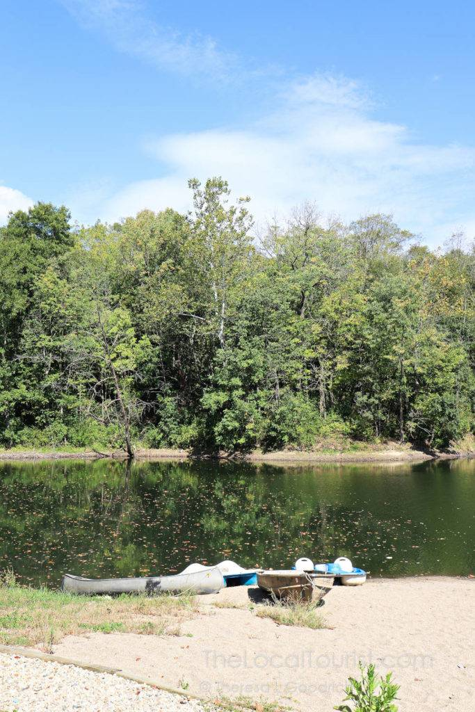 Lake at Natural Valley Ranch in Hendricks County