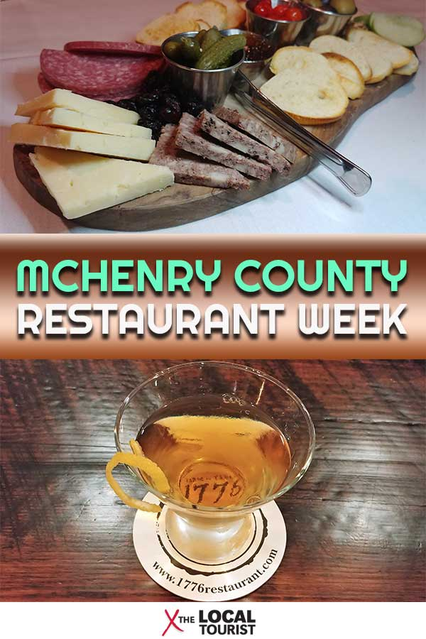 Explore restaurants in this county between Chicago and Rockford, Illinois, at the McHenry County Restaurant Week | Restaurants | Food travel | Restaurant Week | Midwest Travel | McHenry County Illinois