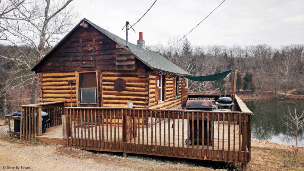 First Cabin at Blue Jay Farm