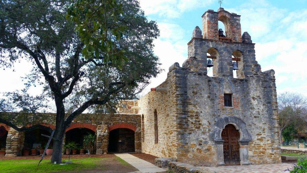 San Antonio Missions, photo credit Angela Essington, Dang Travelers
