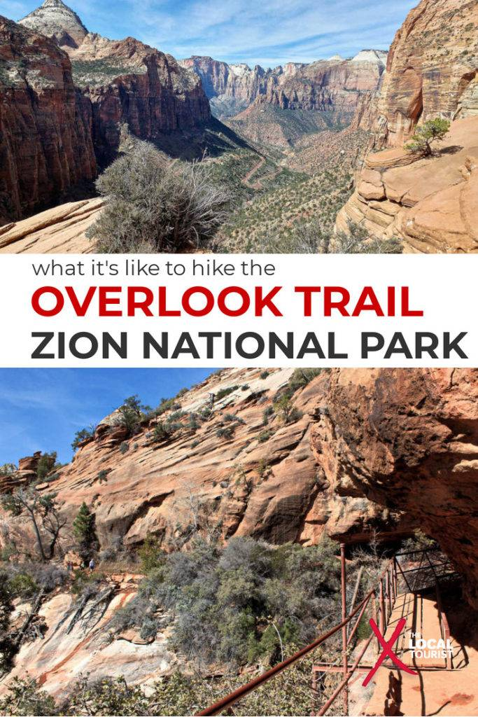 The beauty of Zion National Park is exquisite. Find out what it's like to visit this U.S. treasure in Utah's canyon country. Zion National Park | hiking | Overlook Trail | Utah National Parks | USA National Parks