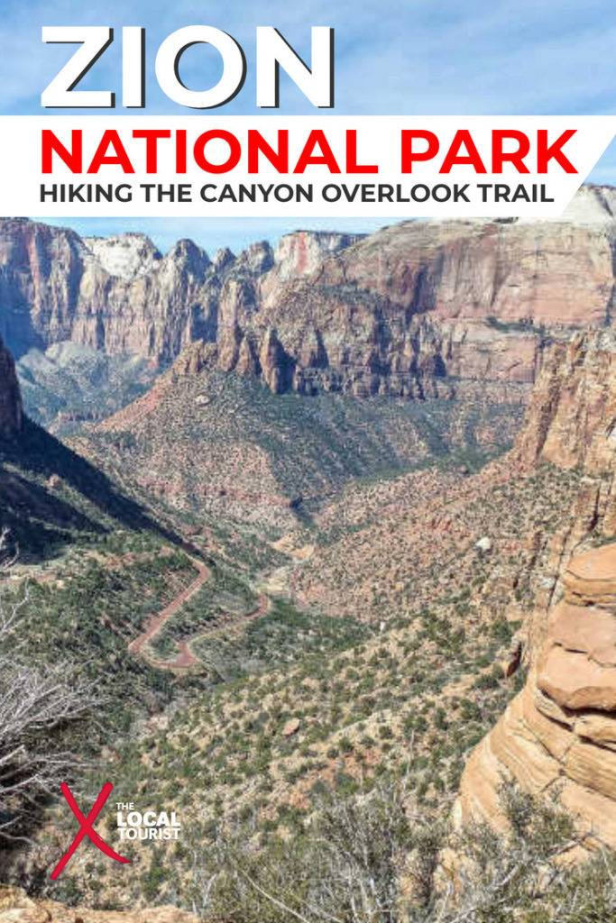 The beauty of Zion National Park is exquisite. Find out what it's like to visit this U.S. treasure in Utah's canyon country. Zion National Park   hiking   Overlook Trail   Utah National Parks   USA National Parks