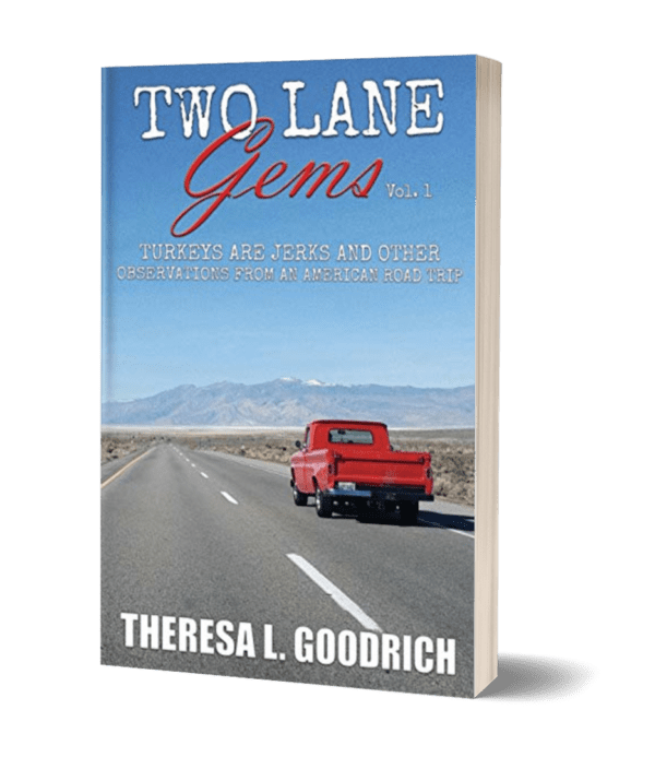 Two Lane Gems, Vol. 1 Book Cover
