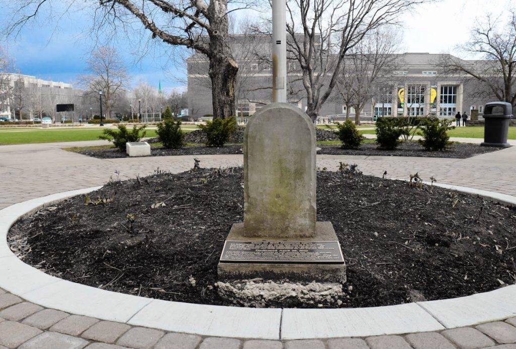 John Purdue's Grave