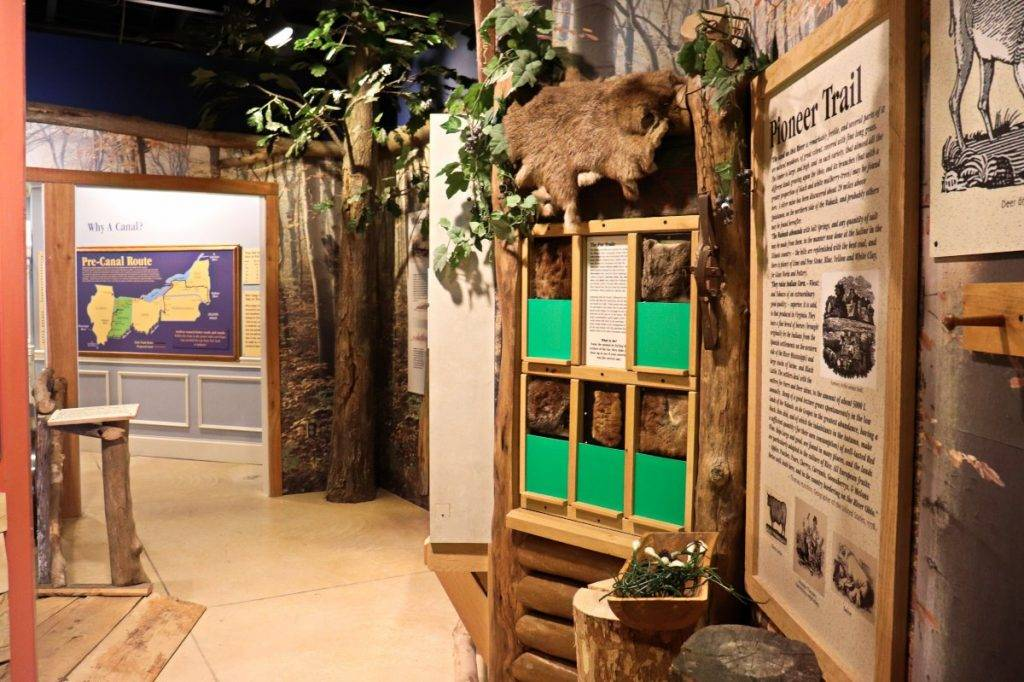 Wabash and Erie Canal Interpretive Center and Museum