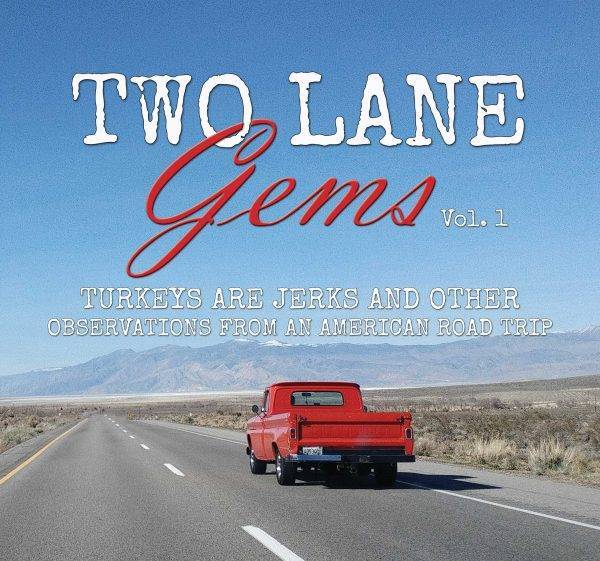 Two Lane Gems Vol 1 Cover