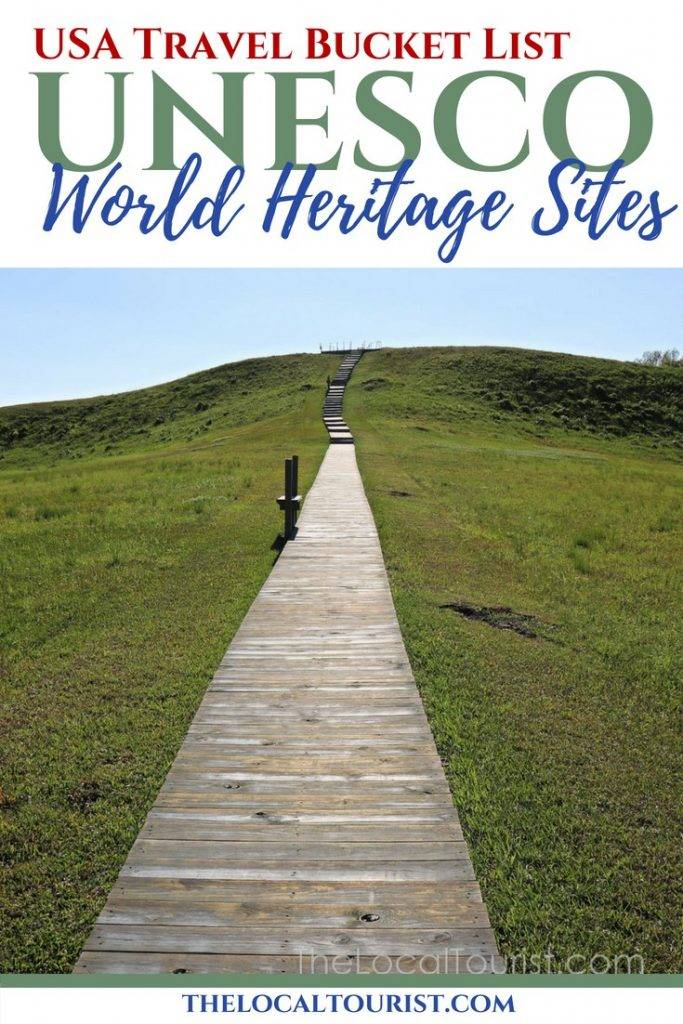Learn about every UNESCO World Heritage Site in the United States of America, as told by people have been there.