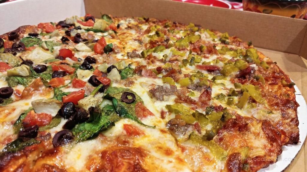 Pizza from Cedar River Pizza Company