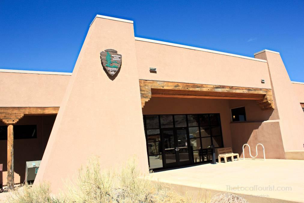 Great Sand Dunes National Park Visitor Center