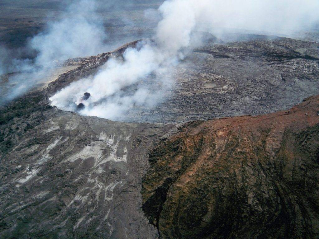 Hawaii Volcanoes, photo by Barbara Ali