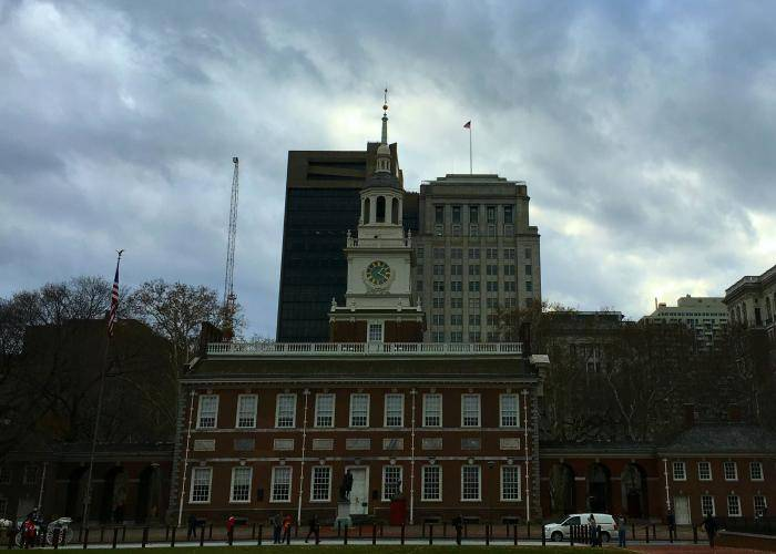 Independence Hall, photo by Michelle Marine of Simplify Live Love