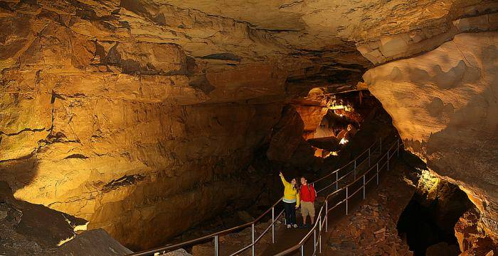 Mammoth Cave, credit NPS Photo
