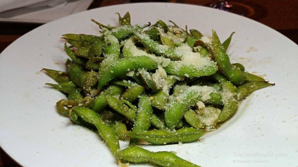 Edamame at The Quarry Restaurant