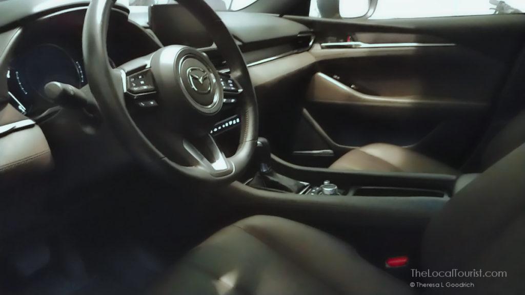 Mazda6 Signature Interior