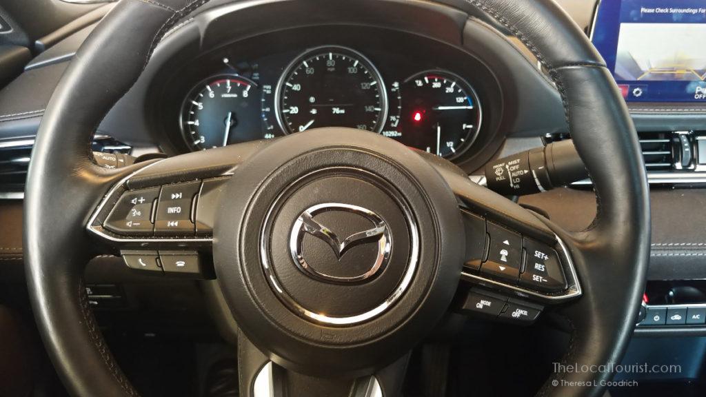 Mazda6 Signature Dashboard