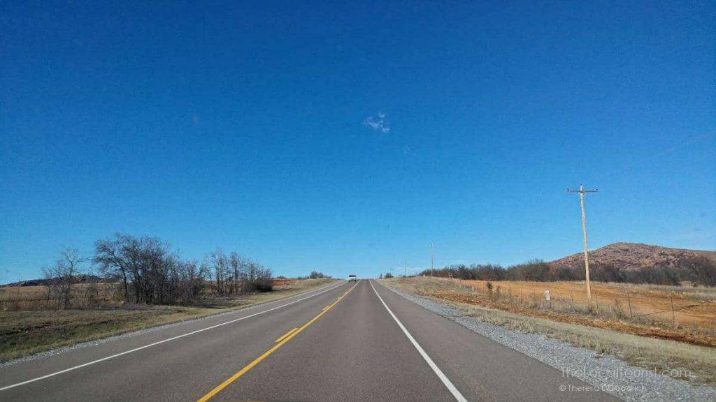 Cerulean Sky in Oklahoma