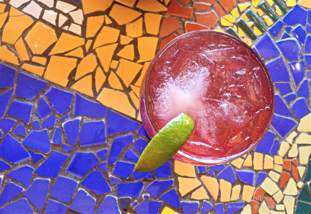 Sangria Margarita at Church Street Cafe