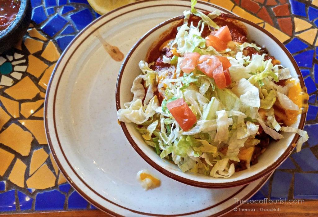 Bandito Bowl at Church Street Cafe