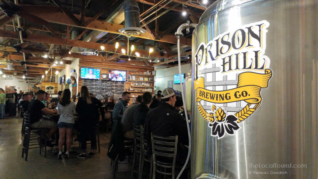 Prison Hill Brewing Co