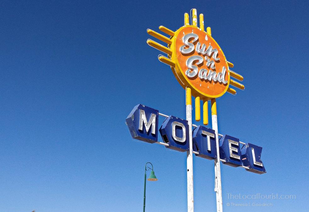 Sun & Sand Motel in Santa Rosa, New Mexico