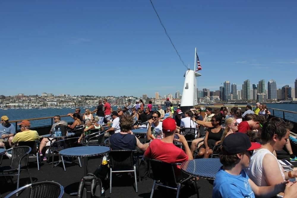 San Diego Harbor Tour