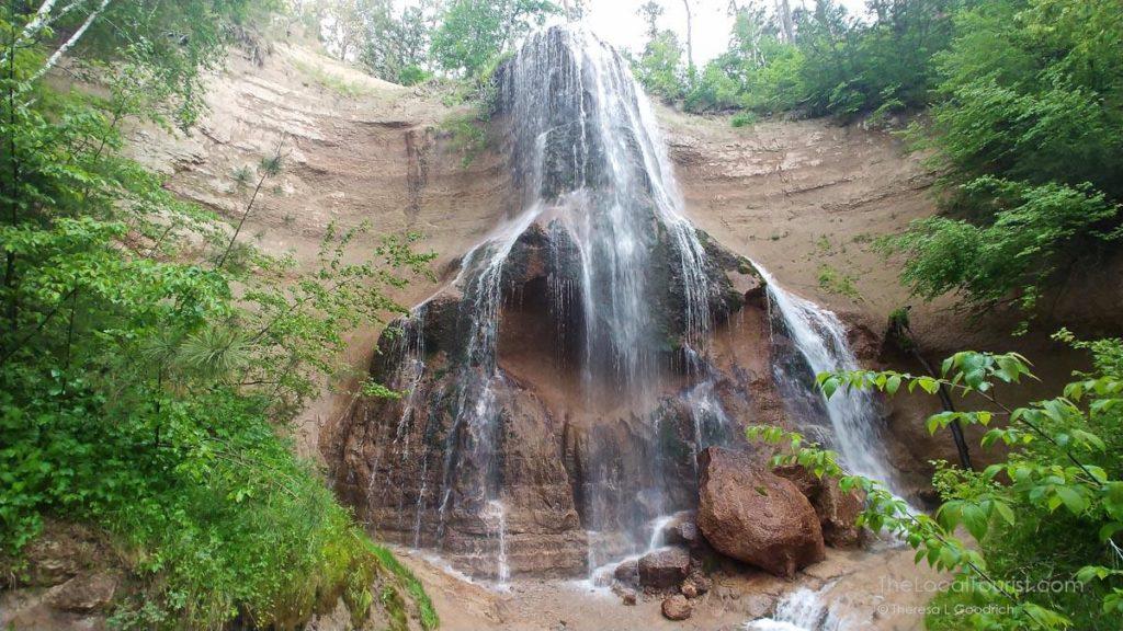 Smith Falls near Valentine Nebraska