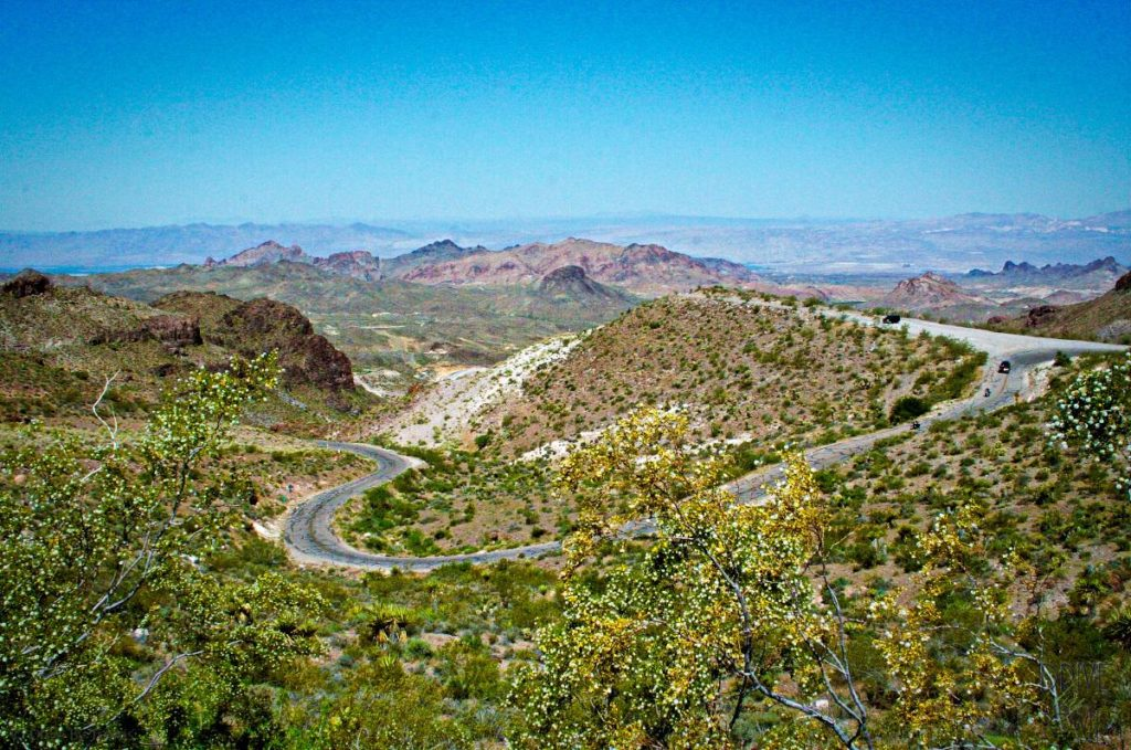 Oatman Highway - part of Route 66