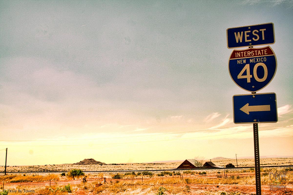 Picking up Route 66