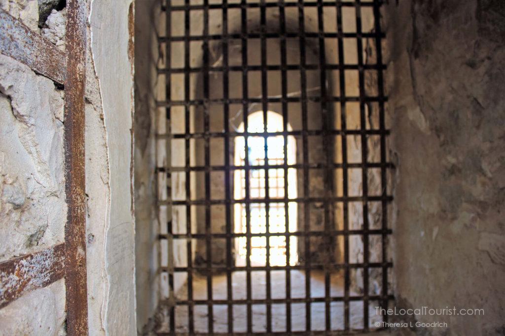 Yuma Territorial Prison Cell