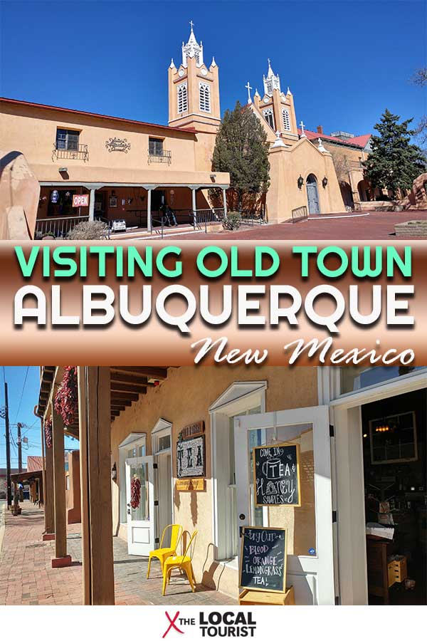 Explore Old Town Albuquerque and you'll be surprised at how few tourist traps there are. #NewMexico #USA