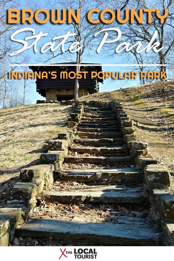 Brown County State park is Indiana's largest and most popular park and is packed with fun things to do. Hiking, fishing, biking, horseback riding, and more.