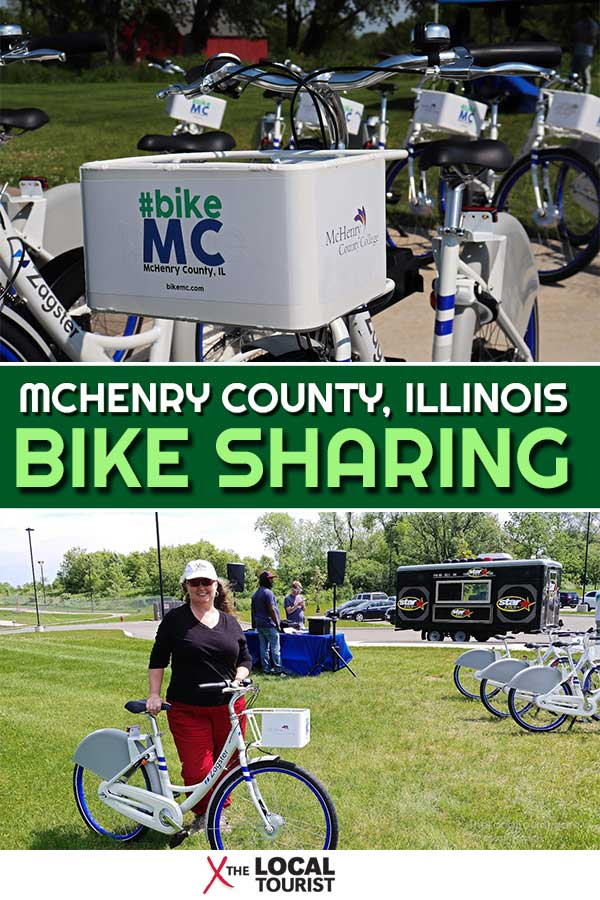 McHenry County has miles of trails, and now you can bike them with #BIKEMC