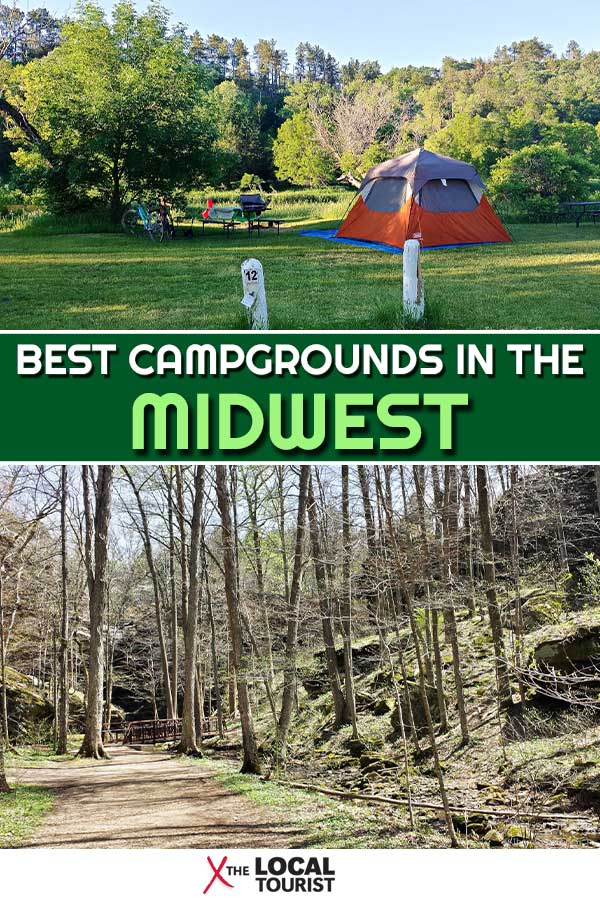 Find the best campgrounds in the Midwest