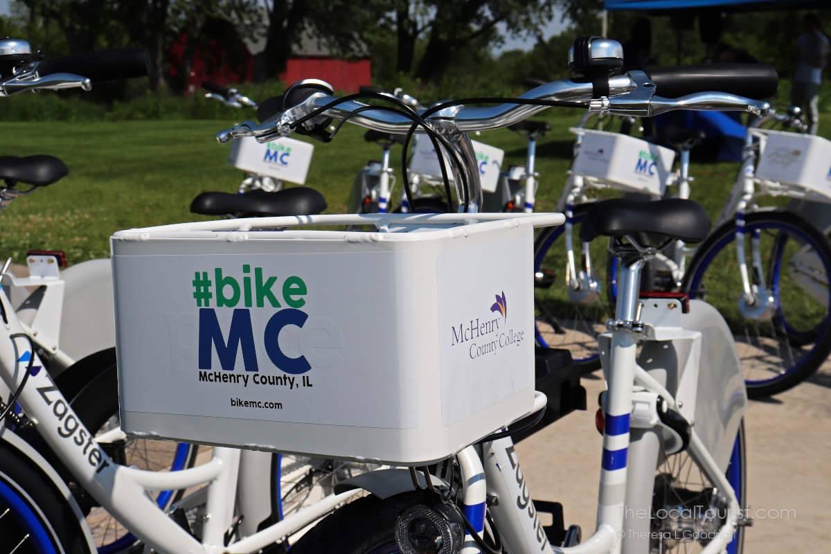 #BikeMC Bike Sharing in McHenry County, Illinois