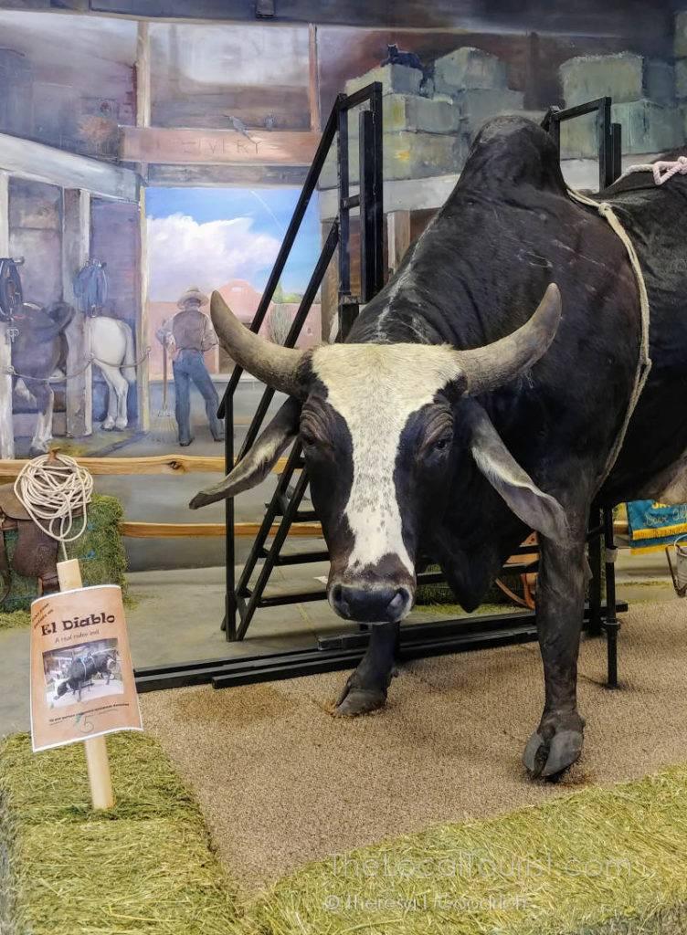 El Diablo at Scottsdale Rodeo Museum