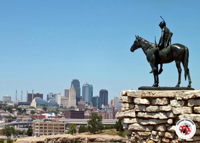 Downtown Kansas City, photo credit Sage Scott, Everyday Wanderer