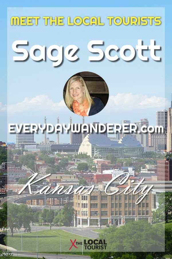Meet Sage Scott, the travel writer behind Everyday Wanderer - our first featured Local Tourist