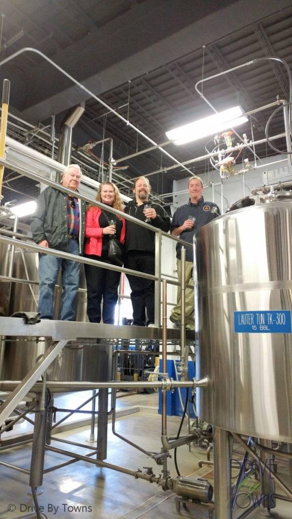 The Brewery at Rio Bravo Brewing Company