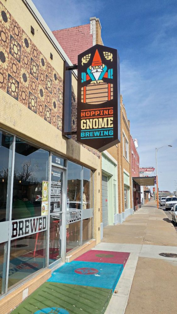 Hopping Gnome Brewery