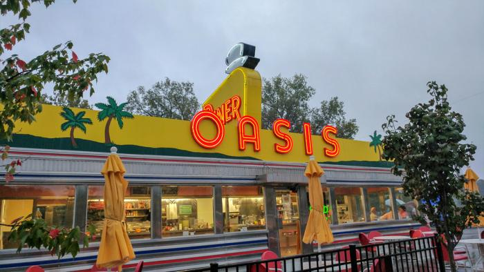 Oasis Diner in Hendricks County