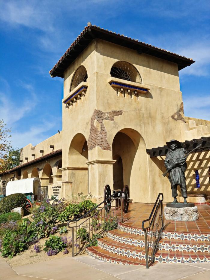 Old Town San Diego Mormon Battalion Historic Site