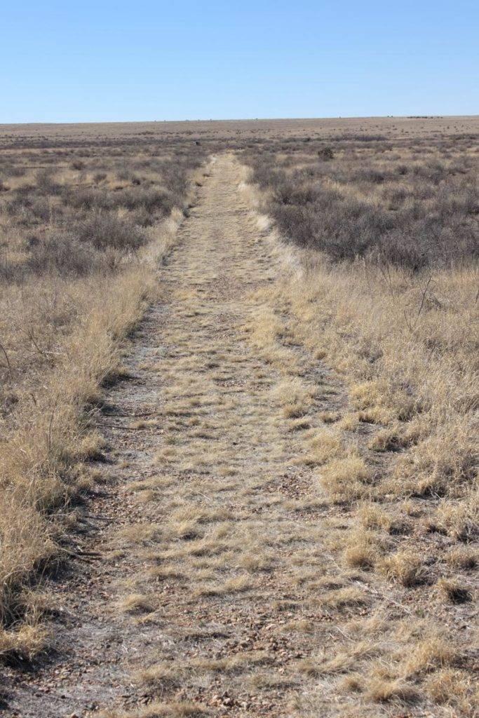 Santa Fe Trail Comanche National Grasslands