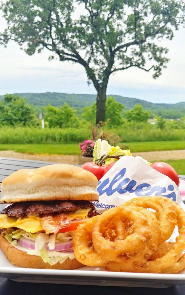 Culver's Bacon Deluxe