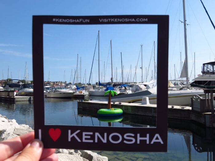 Kenosha Instagram Frame - Kylie Neuhaus