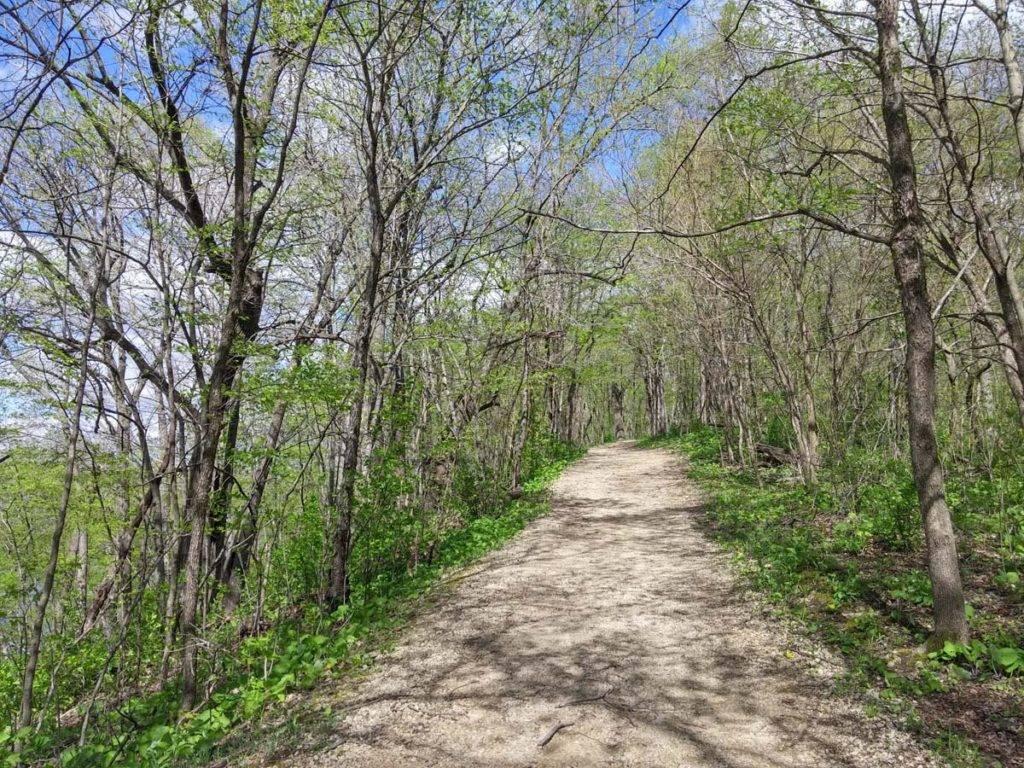 Hiking Trail at Eagle Ridge Resort and Spa